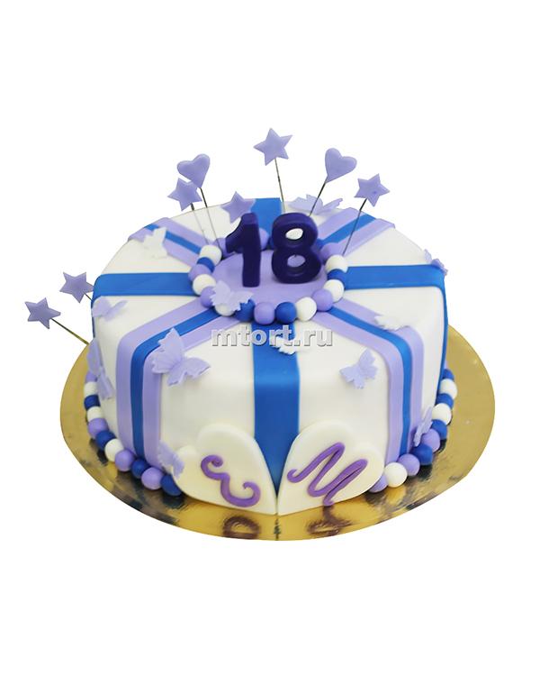 №030 Детский торт на день рождения