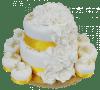№177 Свадебный торт с капкейками