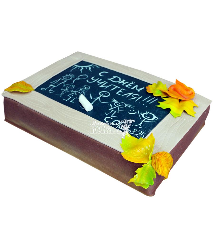 №730 Праздничный торт на день учителя