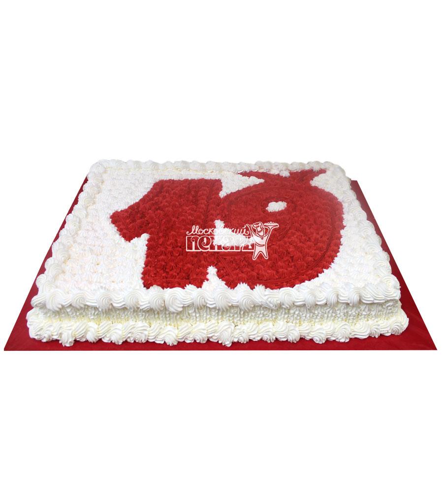 №760 Корпоративный торт 19