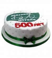 №766 Корпоративный торт для Дежурной Аптеки