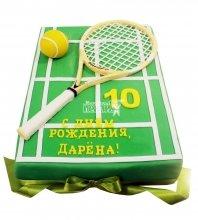 №681 Праздничный торт теннис