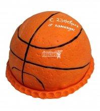 №686 3D Торт баскетбольный мяч