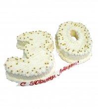№698 Праздничный торт