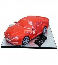 №719 3D Торт машина БМВ