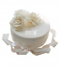 №347 Небольшой свадебный торт
