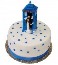 №364 Небольшой свадебный торт