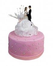 №363 Небольшой свадебный торт