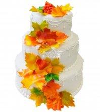 №471 Свадебный торт классический