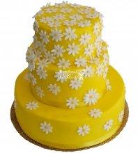 №323 Свадебный торт классический