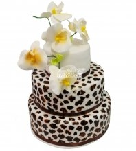 №321 Свадебный торт классический