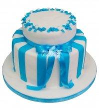 №269 Свадебный торт классический