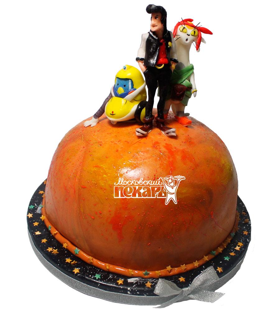 №476 Торт на день рождения