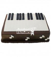 №486 Музыкальный торт