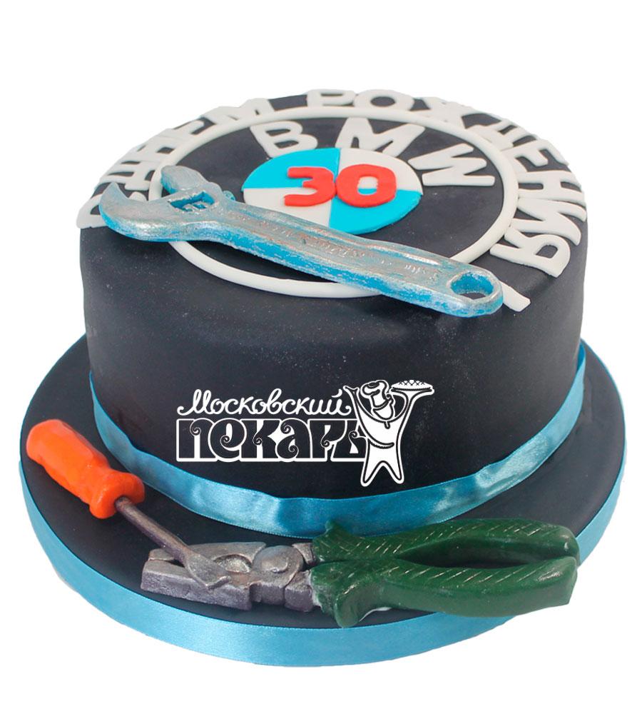 №514 Торт bmw