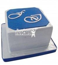 №533 Свадебный торт