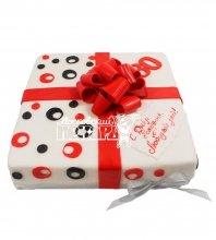 №559 Торт подарок