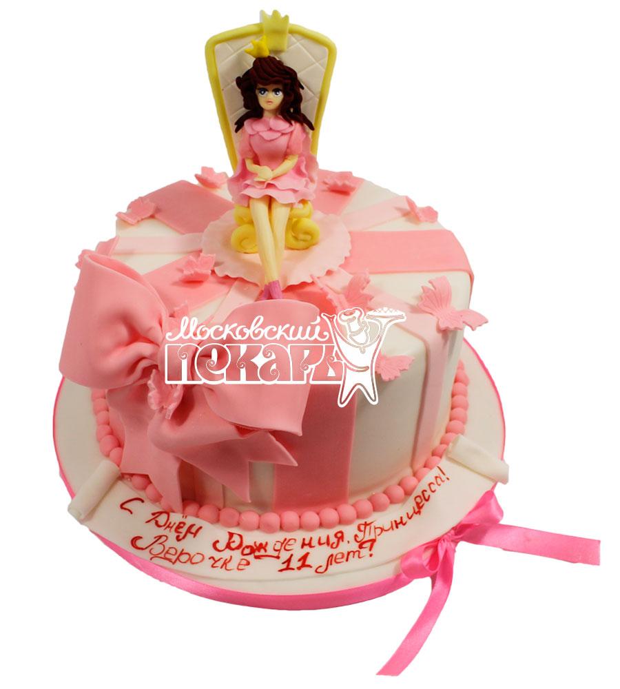 №575 Торт принцесса