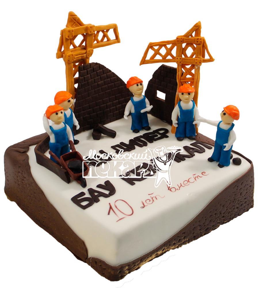 №579 Корпоративный торт