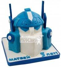 №583 Торт робот