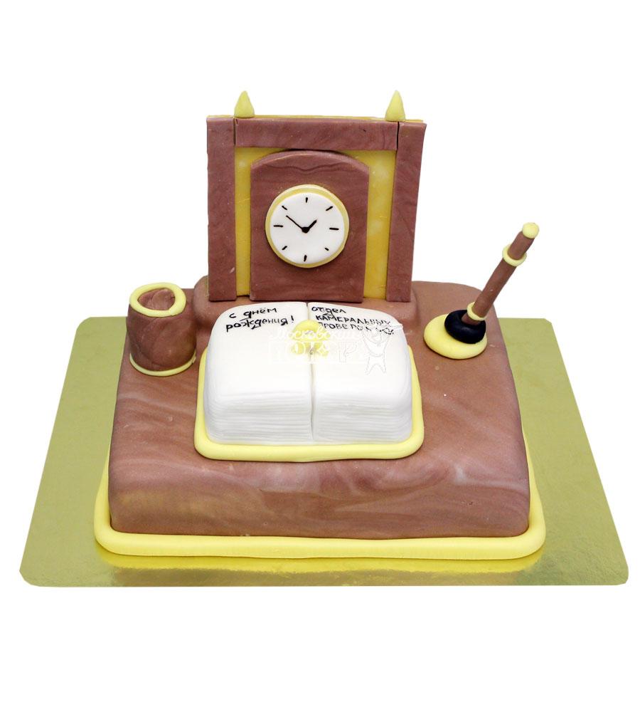 №604 Торт на день рождения
