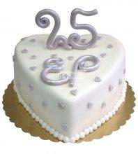№638 Торт на годовщину свадьбы