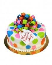 №067 Детский торт подарок