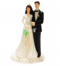 №834 Фигурка из полистирола жених и невеста