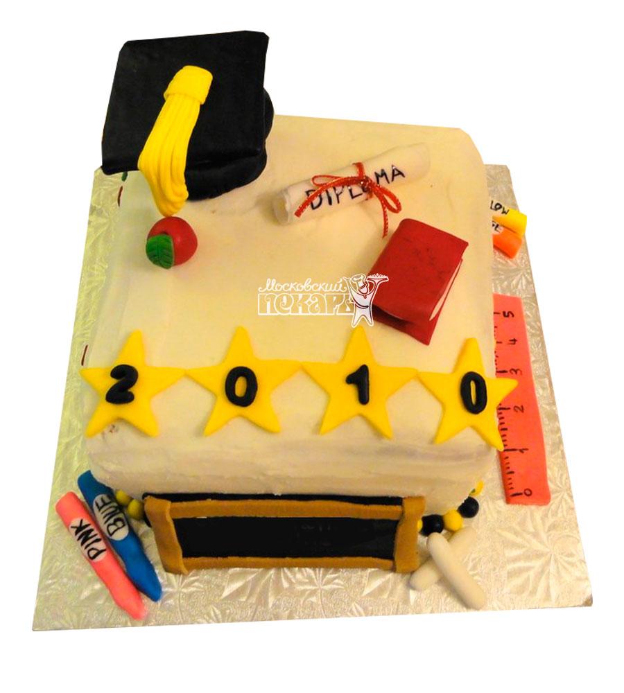 №903 Торт на выпускной