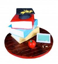 №910 Торт на выпускной