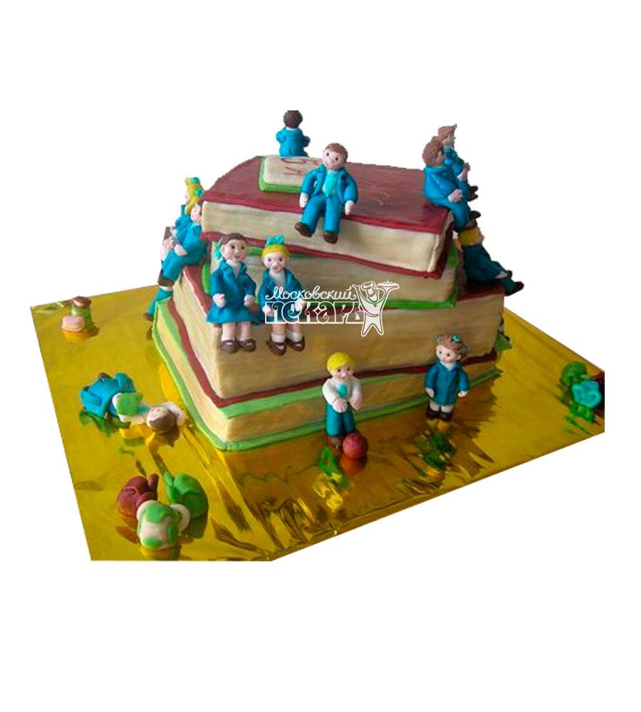 №916 Торт на выпускной