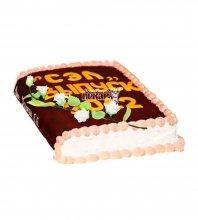 №917 Торт на выпускной
