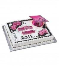 №918 Торт на выпускной