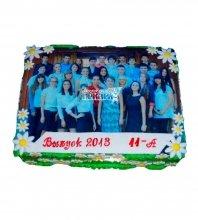 №919 Торт на выпускной