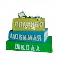 №926 Торт на выпускной