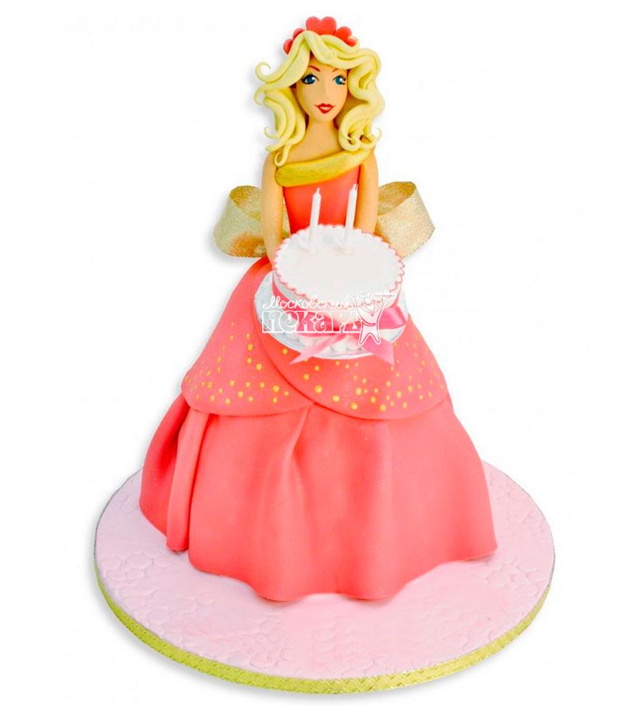 №948 Детский торт принцесса