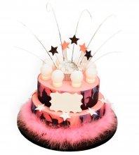 №950 Детский торт диско