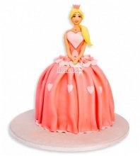 №1027 Детский торт принцесса