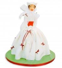 №960 Детский торт принцесса
