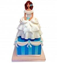 №966 Детский торт принцесса