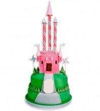 №967 Детский торт замок