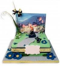 №968 Детский торт