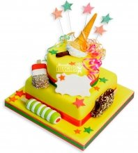 №979 Торт праздник
