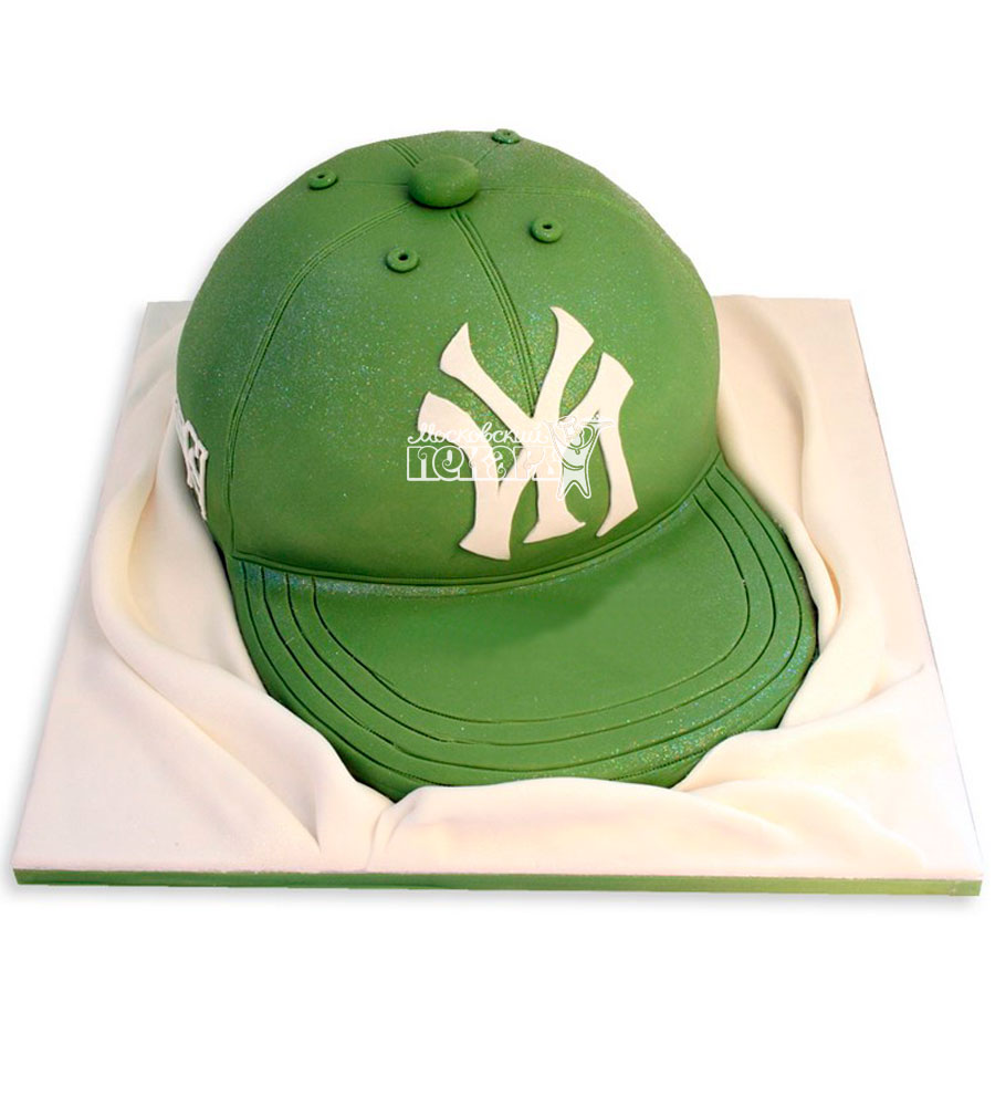 №1088 Детский торт кепка