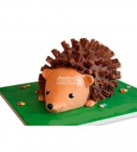 №1105 Детский торт ежик