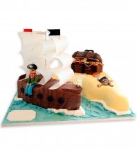 №1118 Детский торт пираты