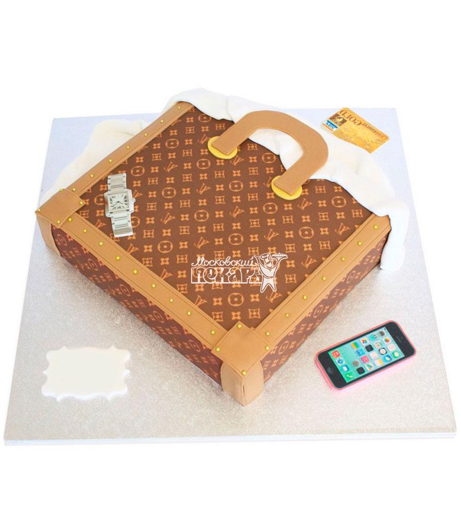 №1142 Женский торт сумочка
