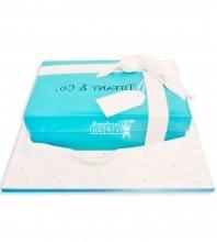 №1155 Женский торт коробка