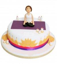 №1156 Женский торт йога
