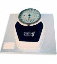 №1185 Женский торт весы